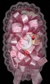 Baby Sock Corsage Baby Shower Corsage African American Baby Shower Corsages Mommy