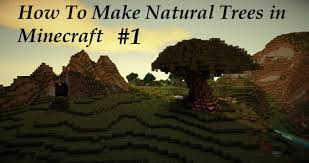 how to build a tree in minecraft part 1 of 3 hd