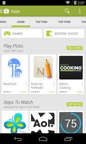 play store android play store