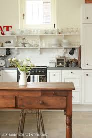 Shabby Chic Kitchens by Shabby Chic Interiors Restyling Di Una Cucina Ikea My Home