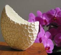 Origami 3d Flower Vase Flower Vase