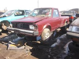 volkswagen caddy pickup junkyard find 1982 volkswagen rabbit pickup the truth about cars