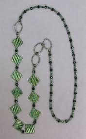 make bead chain necklace images Gallery bead it jpg