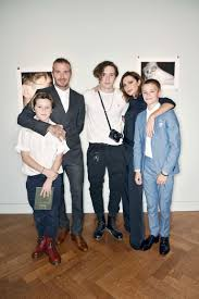 beckham family enjoy the sweetest time during day out at museum of