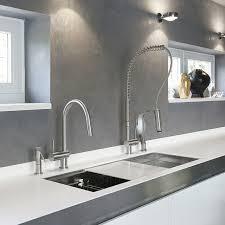 robinet cuisine moderne robinet moderne mitigeur de baignoire chrom encastrable