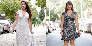 cocktail wedding dresses 11 wedding dress transformations you to see to believe