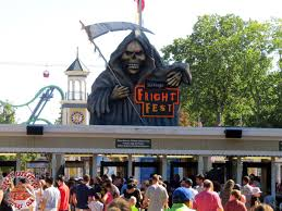 Fright Fest Six Flags Nj 2017 Trip Report At Six Flags Great Adventure