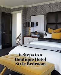 Master Bedroom Hotel E With Design Ideas - Boutique style bedroom ideas