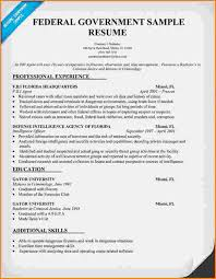 Federal Government Resume Builder Sample Of Government Resume Job Search Resume Jobsbillybullock