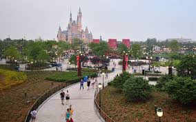 how much does it cost to go to shanghai disneyland travel leisure