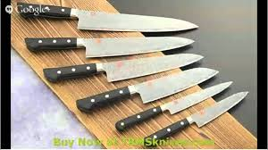 Good Kitchen Knives Santoku Best Chef Knife For Your Pro Or Home Kitchen Collection