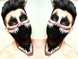 awesome halloween makeup scary mouth 2 0 makeup tutorial alex faction karnavalia