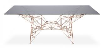 Tom Dixon Dining Table 5 Unique Luxury Dining Tables Of Flavor