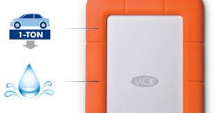 Lacie 1tb Rugged Triple Lacie Rugged Mini Usb 3 0 2tb Lac9000298 Lacie Thailand
