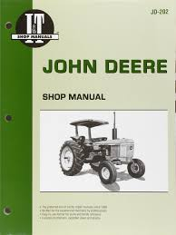 john deere shop manual jd 202 models 2510 2520 2040 2240 2440