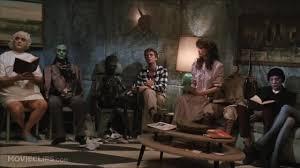 beetlejuice 2 9 movie clip netherworld waiting room 1988 hd