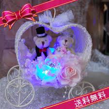 wedding wishes ringtone flower k rakuten global market ringtone preserved carriages