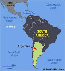 south america map rainforest map of argentina facts information beautiful world travel guide