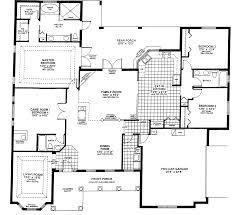 Lenox Floor Plan Vista Homes