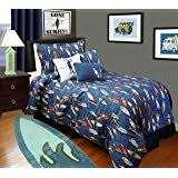 Surfer Comforter Sets Amazon Com Surfboard Comforter Set Surf Queen Surfboard