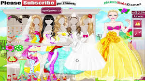 fashion games on the internet barbie games barbie princess bride dress up play free barbie