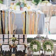 wedding chair decorations wedding chair decorations popsugar home