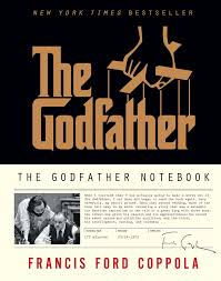 everyday quote from the notebook the godfather notebook francis ford coppola 9781682450529
