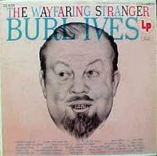 burl ives the wayfaring vinyl lp album at discogs