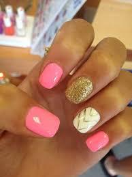 70 unique nail design ideas 2017 white acrylic nails manicure