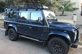land rover pakistan land rover 110 genuine roof rack
