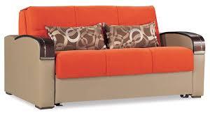 Orange Sofa Bed Sofa Beds Demka Furnishing Inc Wholesale Modern Furniture In