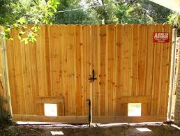 fence fence with gate satisfying fence with sliding gate