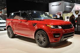 land rover suv 2016 2016 land rover range rover sport hst new york 2015 photo gallery