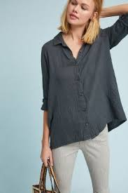 gray blouse grey blouses shirts tops for anthropologie