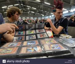 participants of the german yu gi oh trading card game