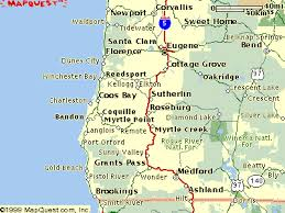 map of the oregon coast realty maps
