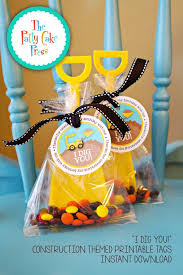 Themed Favors by Best 25 Construction Favors Ideas On Digger