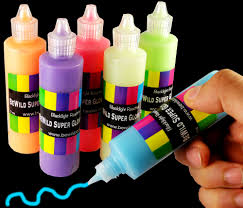 next generation super glow in the dark and blacklight paint
