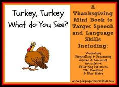 2 delicious open ended speech therapy thanksgiving activities to