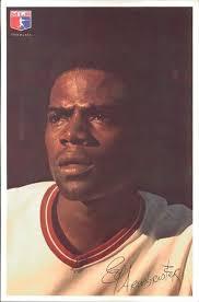 1976 Kroger Cincinnati Reds #1 Ed Armbrister Front - 73219-1Fr
