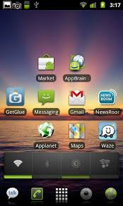 android gingerbread gingerbread android 2 3 based rom now available for htc desire