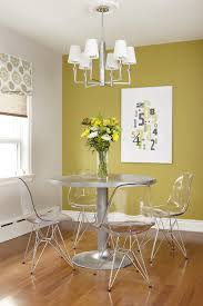 Yellow Accent Wall Industrial Accent Chair Dining Room Modern With Yellow Wall Yellow