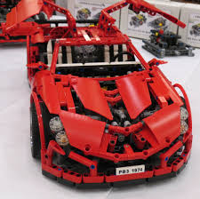 lamborghini lego lego fans rock the super car models u2014 auto trends magazine