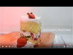 takaran membuat whipped cream cara membuat strawberry shortcake youtube