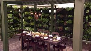 summer hgtvus decorating u design vertical edible garden design