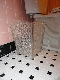 mesmerizing black and white mosaic bathroom tile also interior