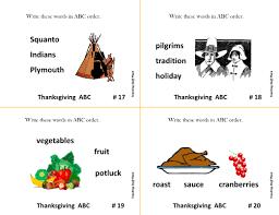 alphabetical order gr 3 5 vocabul