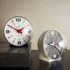 West Virginia travel alarm clocks images Newgate alarm clock bubble west elm jpg