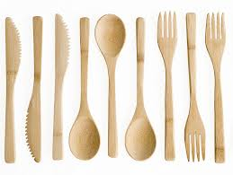 cool flatware astou cool bamboo silverware collection of dinnerware ideas