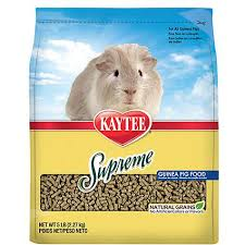 kaytee supreme daily blend guinea pig diet petco